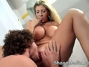 Sara Jay having fun - Shagasholic F