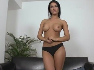 Amazing girl for casting