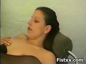 Fist Penetration And Seductive Fetish For Hot Sexy free