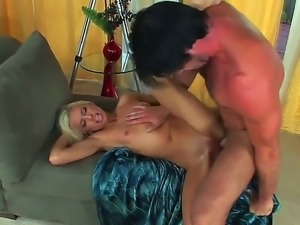 Super sexy Casey demands for attention and gets a nice hard fuck from ahunk stud