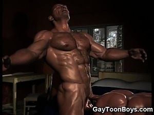 Ultimate 3D Gay Fantasy!