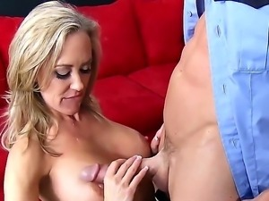 Brandi Love is a smoking hot milf who feels ready to be cured by her docotr...