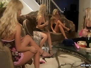 three lesbians milfs play with each other