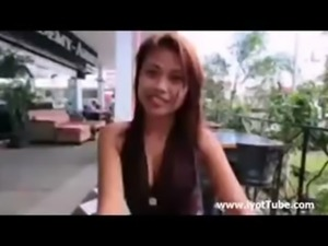 Cute Pinay Pick up and fuck by tourist guy free