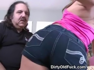Ron Jeremy Eating Teen free