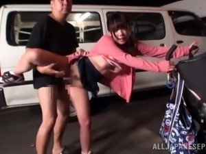 japanese sex in parking lot