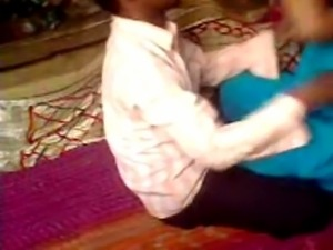 another amateur desi couple fuck on the floor