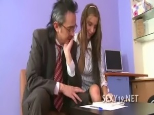 Threesome sex with teacher free