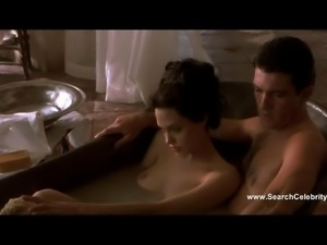Angelina Jolie nude is a motion picture
