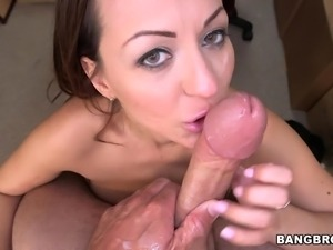 a slutty mom and my big cock