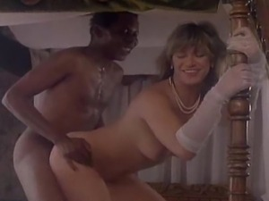 Porn legend Marilyn Chambers plays the part of a wealthy farm owner who...