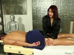 a special massage