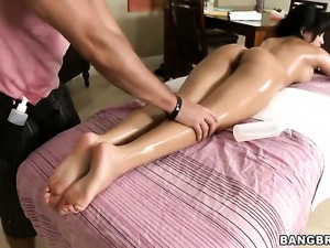 Abella Anderson with round booty is a cumshot addict and heres the proof