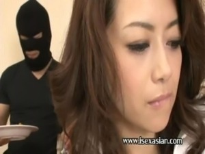 Asian mature housewife bad luck in once day free