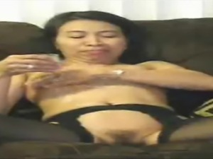 Filipina Pornstar Gina Jones BUKKAKE