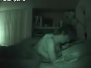 Young Couple Fuck In Secret