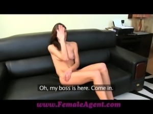 FemaleAgent Gorgeous and game for anything free
