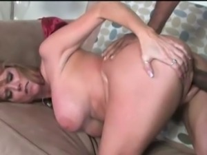 My hot mom darla crane getting a huge black dick