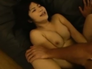 Mature japanese milf getting banged