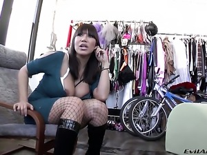 Rico Strong is horny as hell and cant wait no more to pound Ava Devine