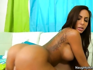 Neo fucks Unthinkably hot hooker Lela Star as hard as possible in steamy...