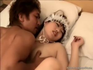 Japanese Cutie Gets Railed Hard And Sprayed With Cum free