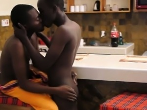 Gay amateur africans sucking and fucking