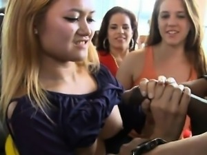 Penis hungry college beautiful girls