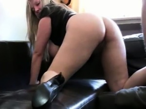 Extreme amateur slut brutally fisted and ass fucked
