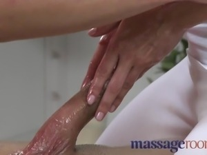 Massage Rooms - Horny young girls give dream