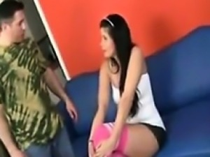 Girl Pleasing Her Father In Law