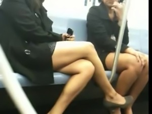 Girls on the train