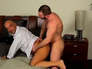 Gay movie The daddies kick it off with some real insane meat
