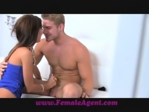 FemaleAgent Cum all over my tight body free