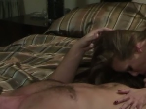 Busty blonde milf Dyanna Lauren gets banged hard