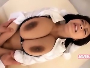 Adorable Seductive Asian Babe Banging