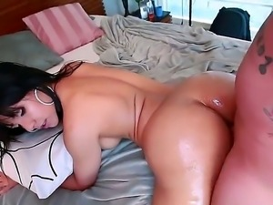 Another hot porn with bubble butt sexy Rose
