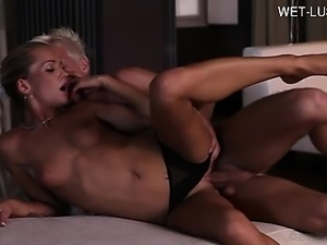 Italian mature romantic sex
