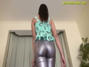 Appealing Asian Whiff Of Fresh Anal Sweat free