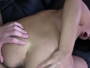 Slut Bends Over For Deep Penetration By Hard Cock