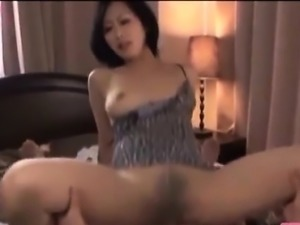 Hot Asian Girl Banging