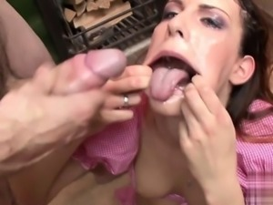 Young slut creampie pussy