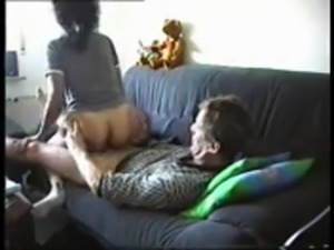 Seducing and fucking my Gf on the counch free