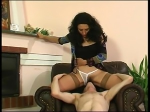 mom and boy romantic sex