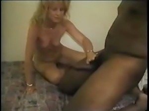 Wife Fucks with her BBC and Gets Creampied