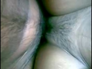 guy has huge cumshot after sex session with girlfriend