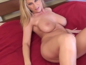 Foot on her Husband
