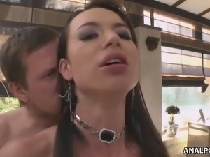 Franceska Jaimes double penetration