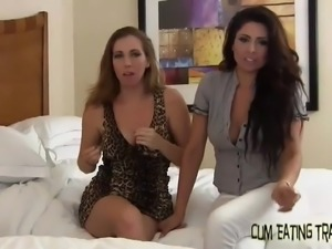 I bet you want to shoot your cum on my feet CEI