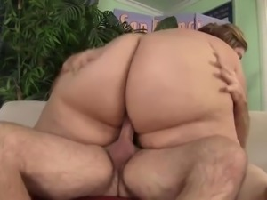 beautiful fat bbw babe sucking and fucking